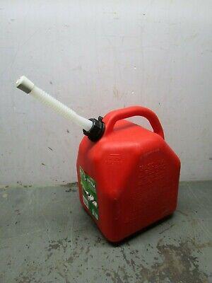 Scepter 5 Gallon Plastic Gas Can Blitz Gott