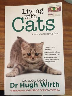 Living with cats - book