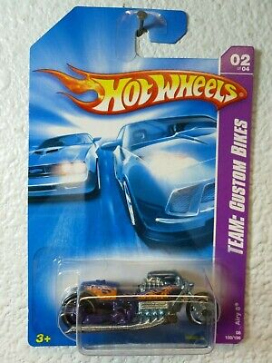 2008 Hot Wheels AIRY 8 (Team: Custom Bikes)