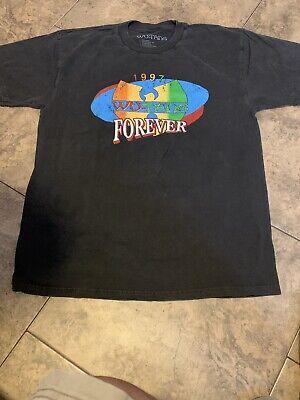 Wu Tang Clan 1997 T Shirt Hip Hop Vintage  Size M