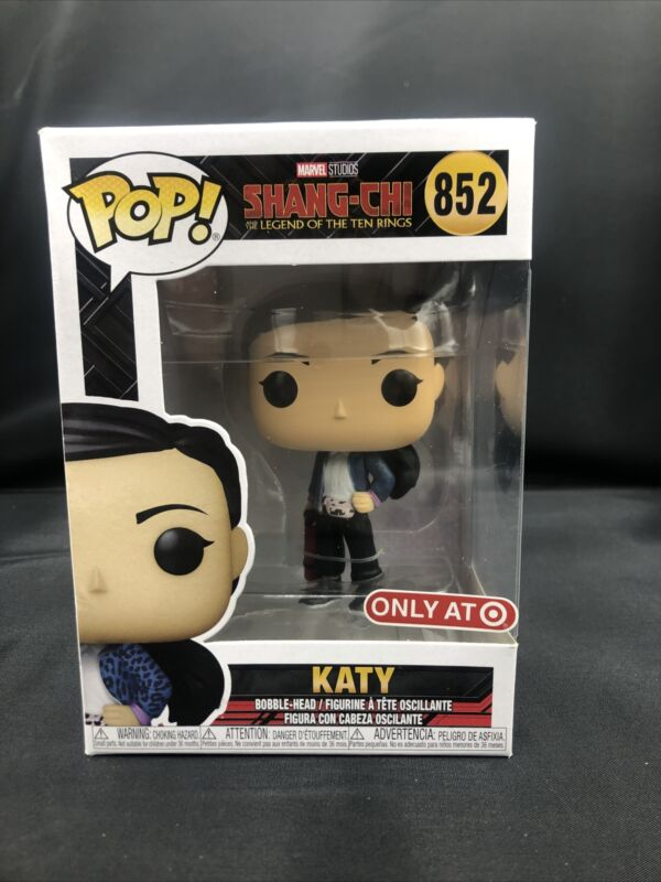 Funko Pop! Marvel Shang-Chi Legends of the Ten Rings Katy Target Exclusive #852