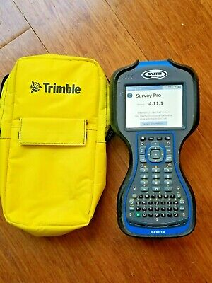 Spectra Precision Ranger 3 Data Collector With Survey Pro Gnss Gps