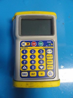 Hospira Gemstar Yellow Cap Infusion Pump 11296