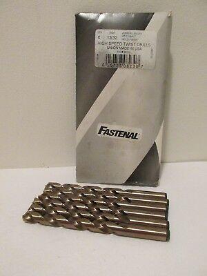 "Norseman Magnum Super Premium Drill Bit Jobber Length Drill Bits USA 9//32/"" QTY10"