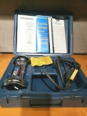 Bacharach Fyrite 10-5000 Combustion Test Kit Co Range 0-20 Gas Analyzer