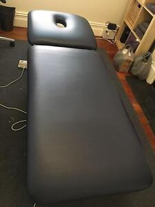 Firm and Fold electrical Massage Table Malvern Stonnington Area Preview