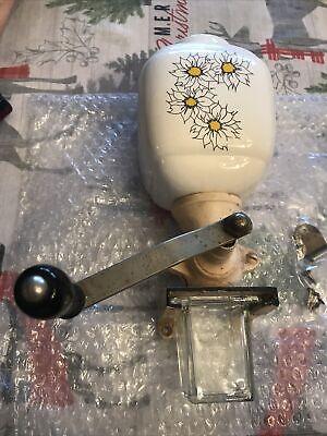 Vintage Coffee Grinder-ceramic