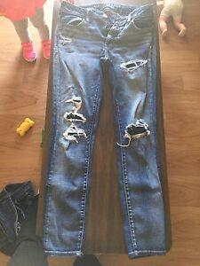 American Eagle super stretch jeans ! :)