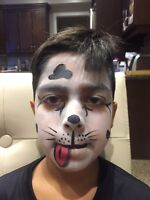 Beginner Face Painter for Small Birthday's and Events