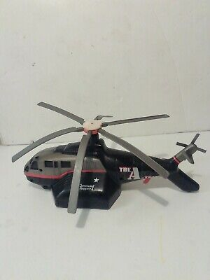 the A-team vintage Command Chopper Helicopter
