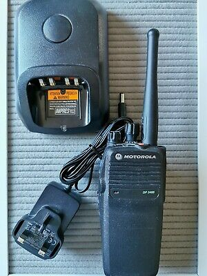 VHF Motorola DP3400 Fully Working Order
