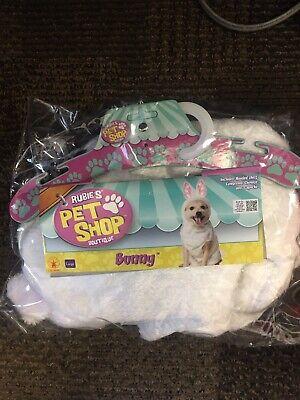 Rubies Pet Shop Bunny Dog Costume- Bichon, Corgi, Beagle, Spaniel, Scot Terrier](Corgi Dog Costumes)