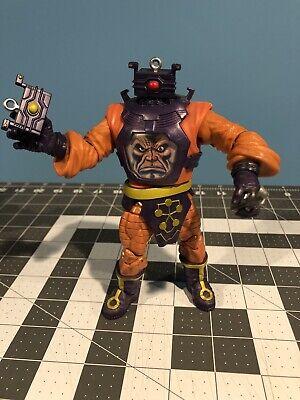 Marvel Legends Arnim Zola Build a Figure BAF Loose Complete. Both Heads.