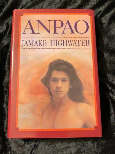 FRITZ SCHOLDER ILLUS. ANPAO JAMAKE HIGHWATER NATIVE AMERICAN NEW HB DJ 19