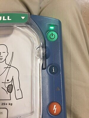 Philips Heartstart Onsite Home Aed - With Pads Battery Case