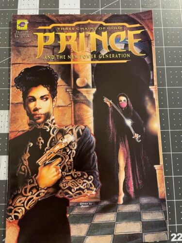 Prince and the New Power Generation: Three Chains of Gold - 1994 -