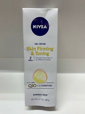 NIVEA Skin Firming And Toning Gel Cream Best Body