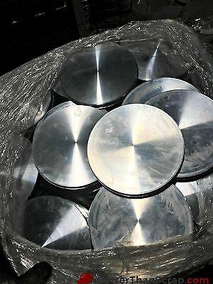 Aluminum 6061 Round Plate 0.5 X 8 116