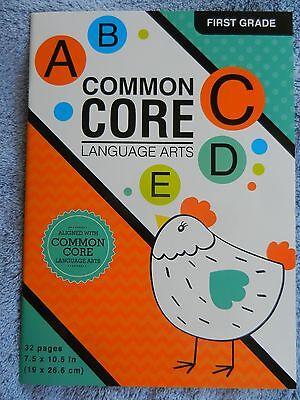 Common Core Language Arts First Grade 1 Teacher Homeschool Tutoring Literacy