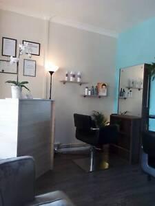 $100 rent a chair Parramatta, hair salon sale lease