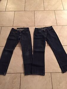 Hollister and Bluenote jeans size 30