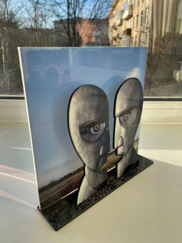 "Pink Floyd Division Bell 3D display 8"" standee vinyl holder (figure, statue)"