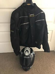 Shark helmet and Nitro Jacket Gwelup Stirling Area Preview