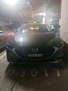 2019 model Mazda 3 Sedan. ONLY 7200KM.