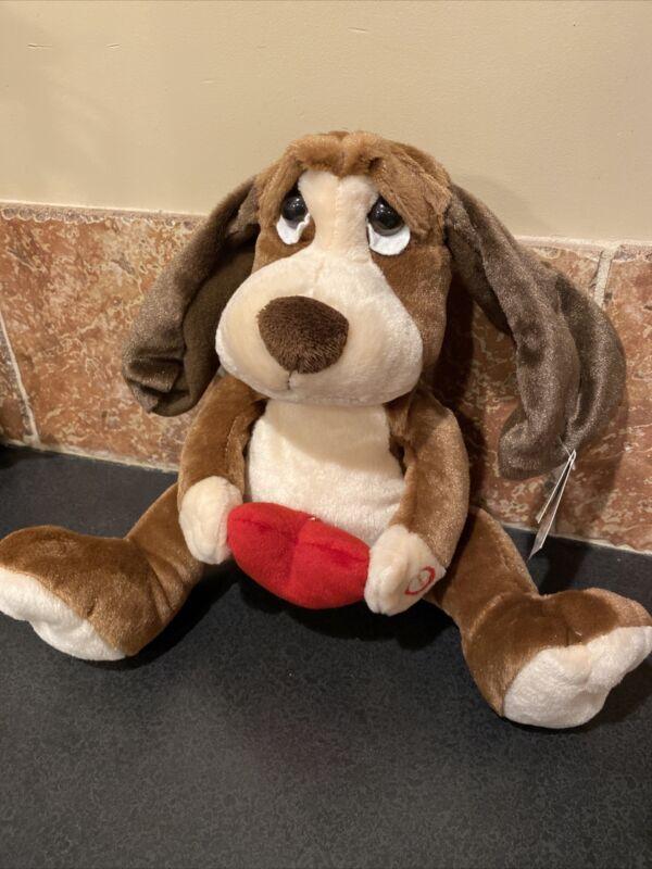 "RUSS Plush Puppy Dog, Sings & Dances to ""Ain"