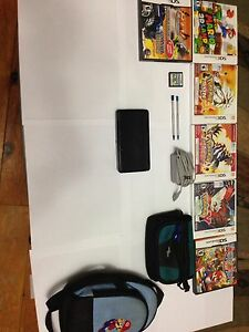 Nintendo 3DS and 7 games and generic charger (NEED GONE)