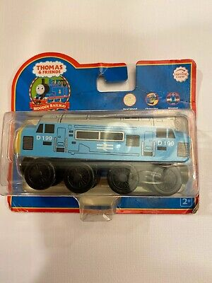 THOMAS THE TANK ENGINE- D199 DIESEL 2004 W/COLLECTOR CARD **NEW/RARE**