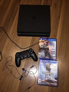 PS4 Pretty much BRAND new from Christmas  $330 OBO