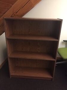 Bookcase looking for work!
