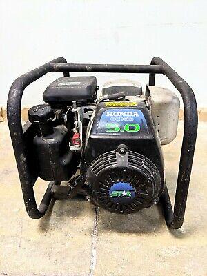 Northstar Portable Generator 2700 Surge Watts 2400w Honda Gc160 Engine 165912e