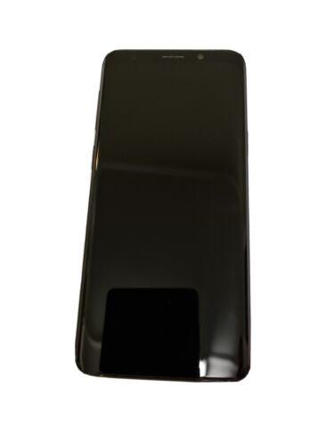 Android Phone - Samsung Galaxy S9 SM-G960 - 64GB - Midnight Black Smartphone