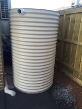 Colorbond water tank and pump Melton South Melton Area Preview