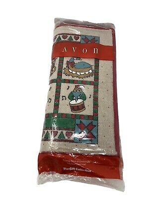 Avon 12 Days of Christmas Musical Door Mat Sealed *Read Listing*