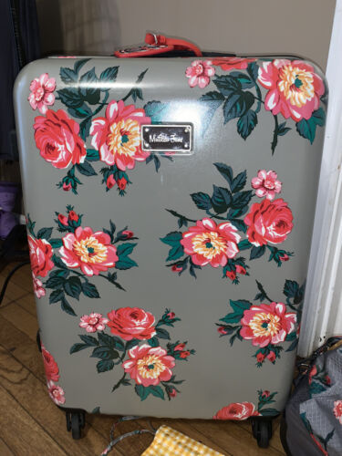 Matilda Jane UP, UP Away Suitcase- Used 1 Time, Mint, Free Shipping - $150.00
