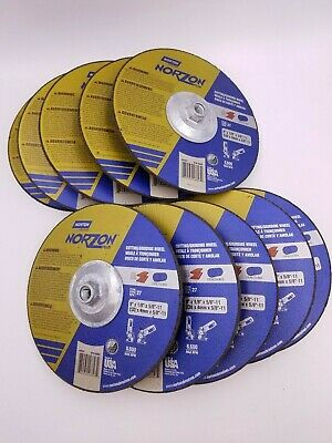 "4/""x36/"" 80y grit plus r821 sandin NorZon Plus Benchstand Belts Set of 10"