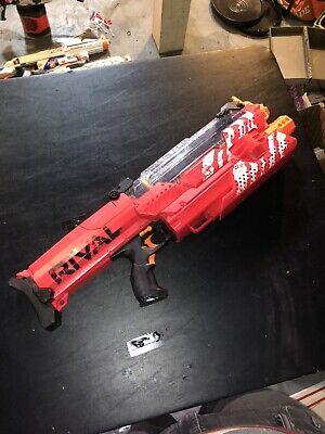 Nerf Rival Nemesis Blaster MXVII-10K - RED