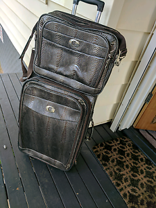 Womens fashion suitcase set Rochedale South Brisbane South East Preview