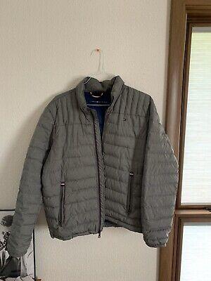Men's Tommy Hilfiger Puffer Jacket Large