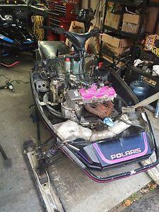 Polaris Indy/xlt/XC parts