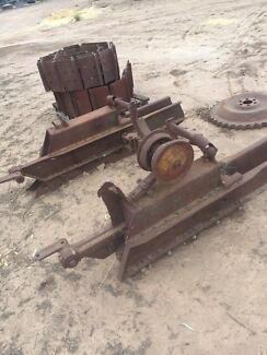 Fordson full track parts