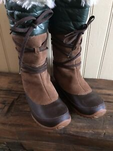 Women's 8 North Face Boots