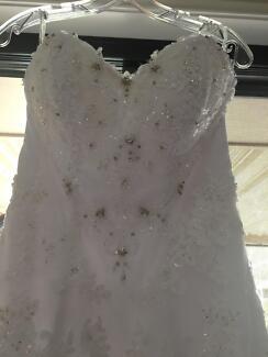 Stunning Beaded wedding dress