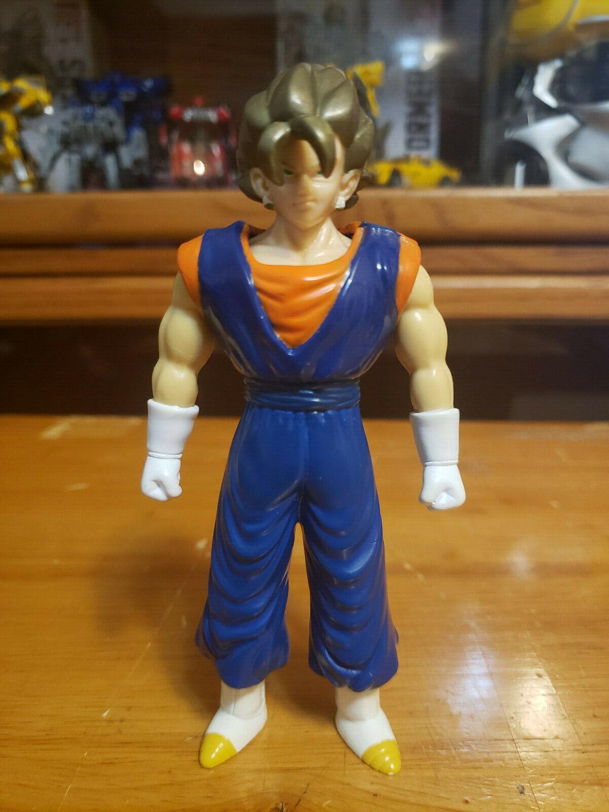 Character:Super Saiyan Vegetto Vol 19:BANDAI Dragonball Z  and Dragon Ball GT super battle collection AB Toys & Irwin