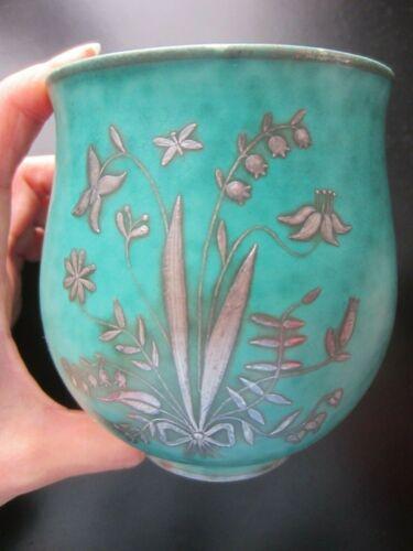 """GUSTAVSBERG ARGENTA vases """"1237"""""""