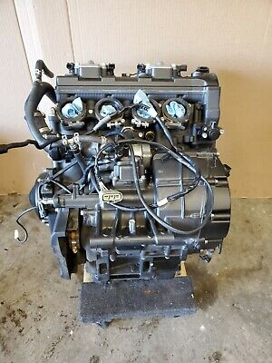 2009 09-14 Yamaha YZF R1 YZFR1 Complete Engine Motor Runs Excellent 8k