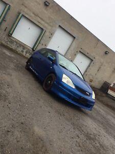 2003 honda civic hatchback SiR
